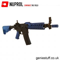 Nuprol Delta Pioneer Defender AEG Airsoft Rifle